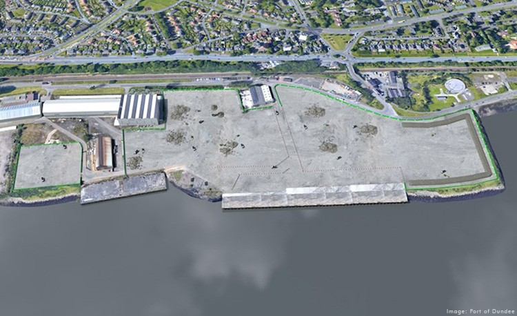 Construction crew hired for Port of Dundee upgrade