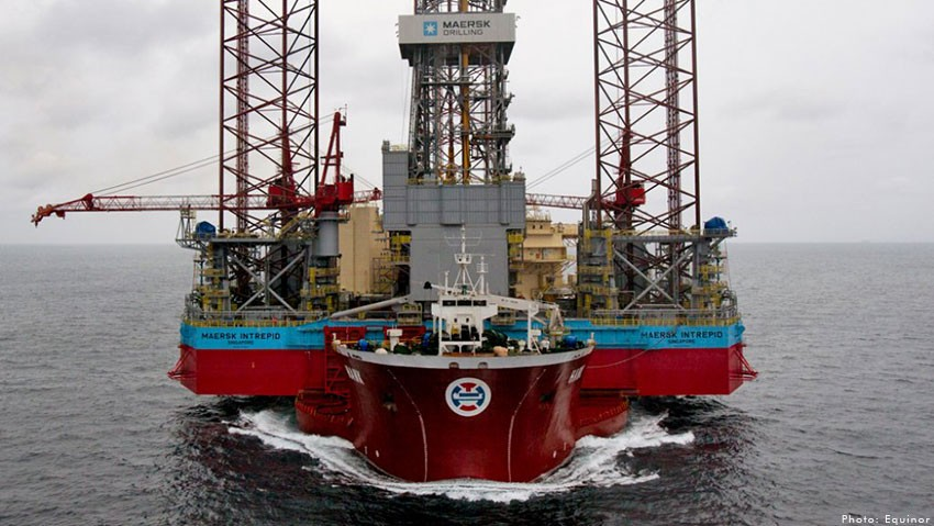 Maersk Drilling's first low-emission rig delivers carbon-reduction results offshore Norway