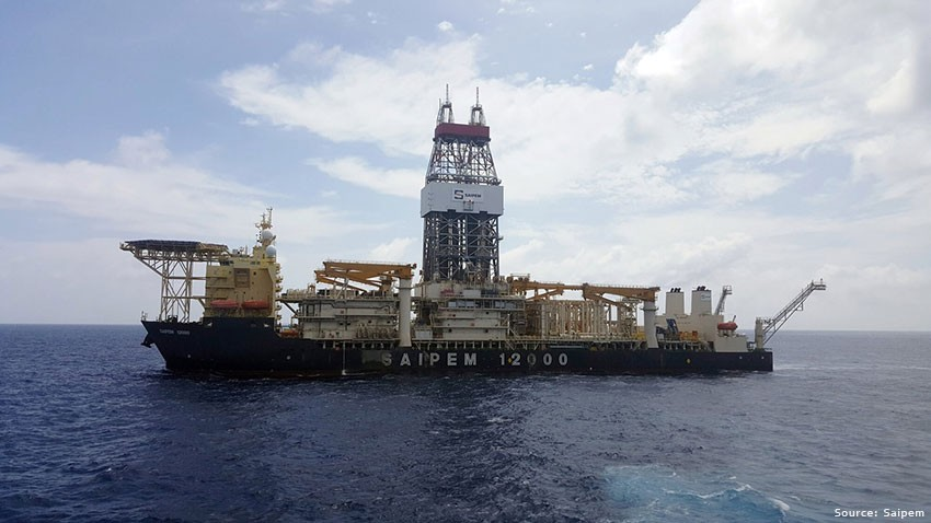 Saipem drillship resuming Coral Sul drilling after Covid-19 pause